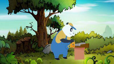保护环境2020 flash动画制作