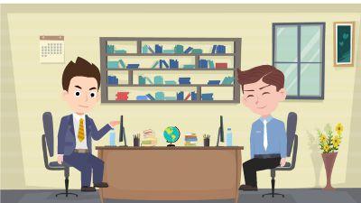 国网商旅-2 flash动画制作